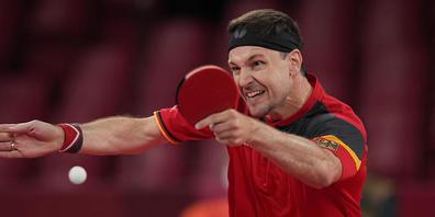 Enttäuschung für Timo Boll - wieder wird es nichts mit dem Olympiasieg