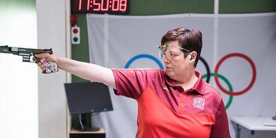 Heidi Diethelm Gerber muss am Freitag im zweiten Qualifikations-Teil für den Finalvorstoss noch Plätze gutmachen