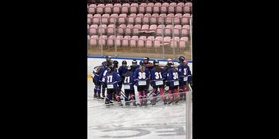Erstmals in der Geschichte des EHC Kreuzlingen spielte ein reines U13 Girls Team in der offiziellen Schweizer Meisterschaft mit.
