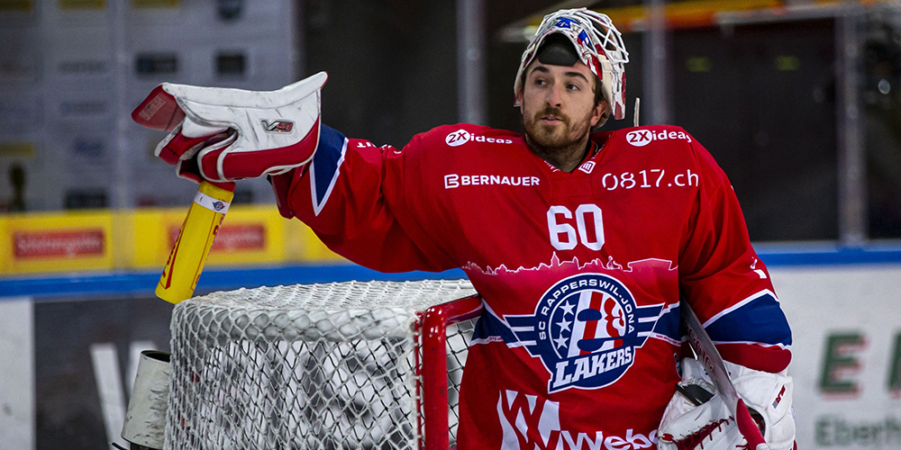 Melvin Nyffeler verlängert bis Frühling 2026.