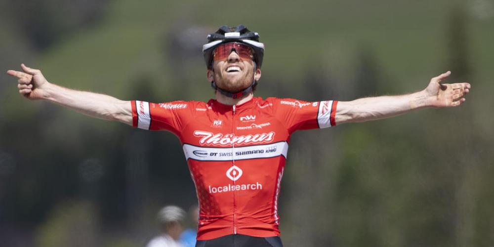 Wie bereits an den Schweizer Meisterschaften fuhr Mathias Flückiger auch beim Weltcuprennen in leogang als Erster über die Ziellinie
