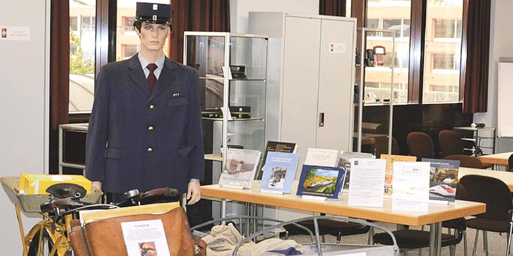 Das «Museo dei Ricordi» in  Mendrisio führt durch die  spannende Vergangenheit der Schweizerischen Post.