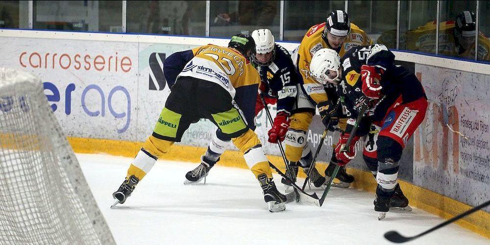Im ersten Heimspiel trifft der SC Herisau auf Burgdorf.