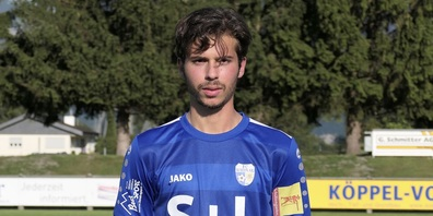 Giuliano Lamorte kommt vom FC Widnau zum FC Au-Berneck