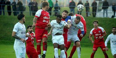 Wieder holte der FC Herisau einen Zwei-Tore-Rückstand auf .