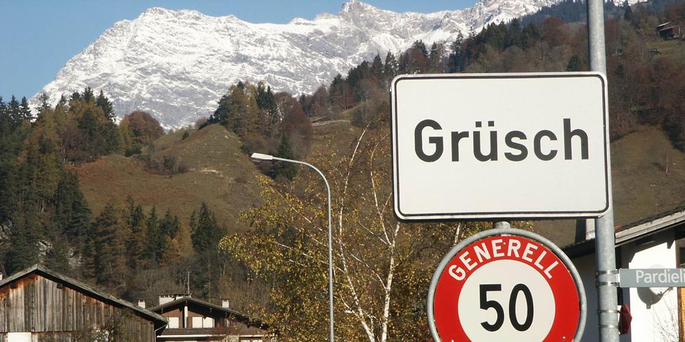 Gemeinde Grüsch rechnet mit Verlust im nächsten Jahr