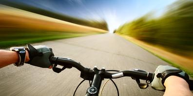 Freie Fahrt für Velofahrer auf dem Diepoldsauer Radweg Süd