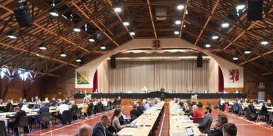 Die Umteilung von Thurgauer Kleinsiedlungen in eine andere Zone wird Thema im Grossen Rat. Die Vorlage geht nun in die Vernehmlassung. (Archivbild)