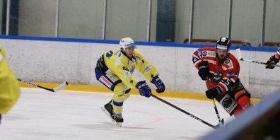 EHC Dürnten Vikings gegen EHC St. Moritz