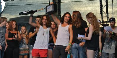 BandXsz bietet jungen Bands und Musikern eine professionelle Bühne. Coronabedingt finden in diesem Jahr zwei Konzertabende statt.