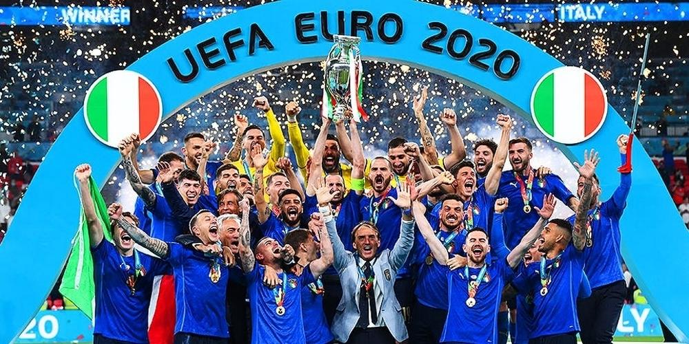 Italien ist Europameister.