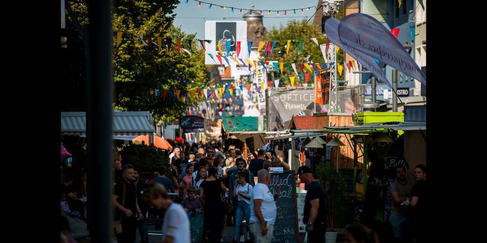 Das Streetfood Festival kommt zurück.