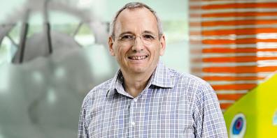 Abacus-Geschäftsleitungsmitglied Daniel Senn