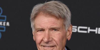 ARCHIV - Harrison Ford bei der Premiere des Films «Star Wars: Der Aufstieg Skywalkers». Foto: Jordan Strauss/Invision/AP/dpa