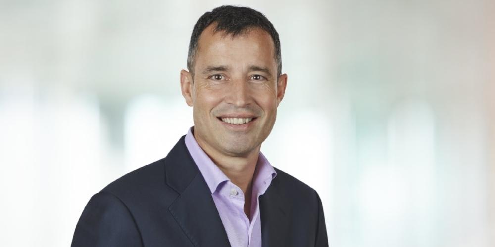 Abbas Hussain leitet ab 16. August 2021 das St.Galler Pharmaunternehmen
