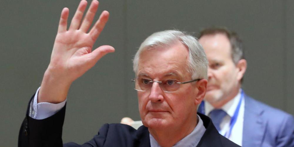 ARCHIV - Der um das Präsidentenamt in Frankreich kämpfende Ex-Brexit-Unterhändler Michel Barnier hält trotz Kritik an der Idee eines französischen Alleingangs in Migrationsfragen fest. Das sagte er dem Wochenblatt «Le Point» am Mittwoch. Foto: Yve...