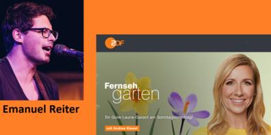 Der Uzwiler Star Emanuel Reiter wird zum ersten Mal im ZDF auftreten.