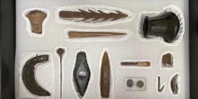 Fundgegenstände aus der Jungstein- und Bronzezeit