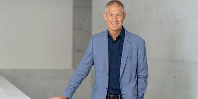 Stefan Lichtensteiger, designierter CEO und Vorsitzender der Geschäftsleitung des Kantonsspitals St. Gallen
