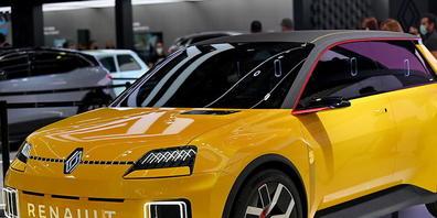 Auch der französische Autobauer Renault ist vom Chipmangel betroffen.