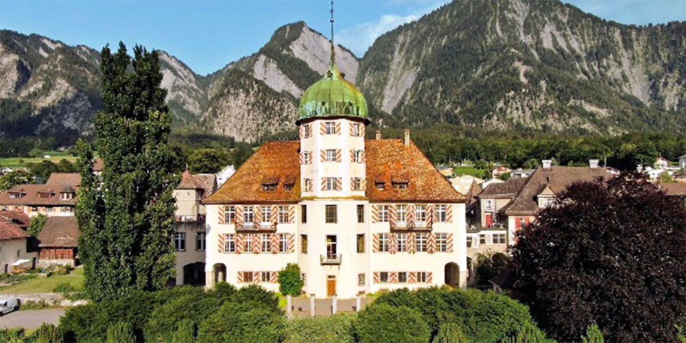 Die Gemeindeverwaltung Zizers wird definitiv nicht ins Schloss  einziehen.