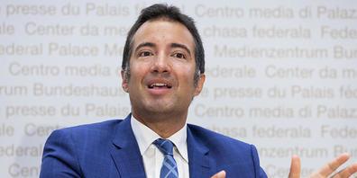 Laut FDP-Ständerat Andrea Caroni (AR) ist nur eine Wahl der Richter über das Parlament eine demokratisch legitimierte Wahl. (Archivbild)
