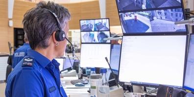 Das neue Einsatzleit- und Informationssystem wird in einem sicheren Rechenzentrum betrieben.