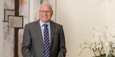 Clovis Défago , Inhaber und Gründer von Casa Solaris.