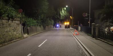 Unfallort Gottfried-Keller-Strasse