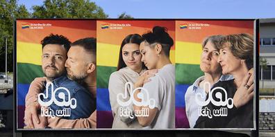 """Die """"Ehe für alle"""" tritt voraussichtlich im Juli 2022 in Kraft. Die Stadt Zürich hat bereits erste Anrufe von interessierten Paaren erhalten. (Symbolbild)"""
