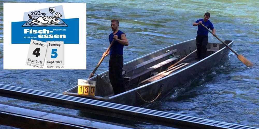 Die Pontoniere Schmerikon freuen sich, am kommenden Wochenende zum Fischessen einzuladen.