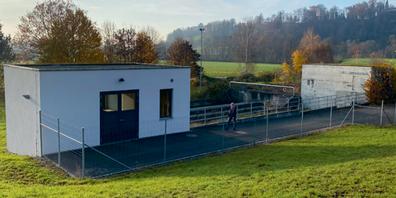 ARA Rüteli Oberbüren: Der Rückbau und die Sanierung starten nächste Woche.