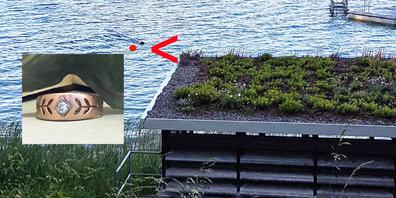 Beim Baden in Seegräben verloren: Ring der Ur-Ur-Grossmutter
