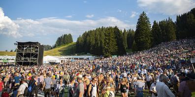 Das Flumsenberger Open Air wurde aufs nächste Jahr verschoben.