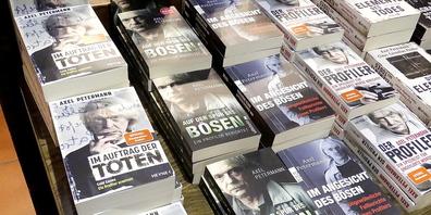 Im neuesten Buch des Spiegel-Bestsellerautors Axel Petermann wird der Kristallhöhlenmord ausführlich behandelt