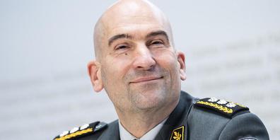 Armeechef Thomas Süssli hat den Vorwurf zurückgewiesen, das Parlament zu spät informiert zu haben. (Archivbild)