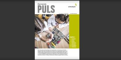 Titelseite des aktuellen «Gemeindepulses»