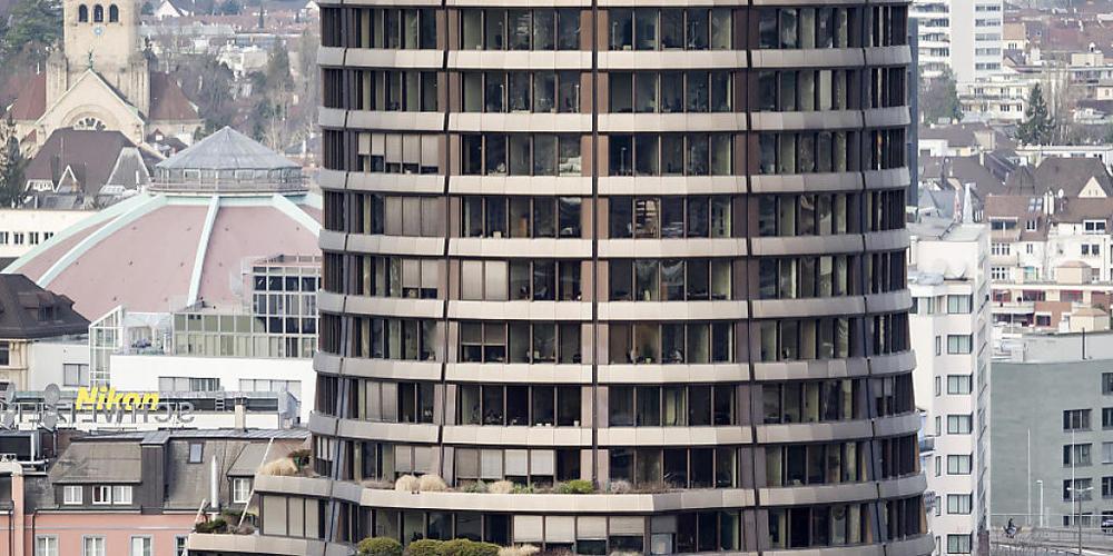 Der markante Turmbau der BIZ soll stehenbleiben.