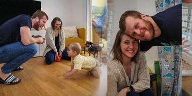 Daniel Vukovic und seine Familie haben entschieden, zurück nach Genf zu ziehen, da die Familie dort verwurzelt ist und die Betreuung der Kinder besser verteilt werden kann.