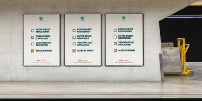 Zum dritten Geburtstag startet Too Good To Go seine erste Out-of-Home-Werbekampagne