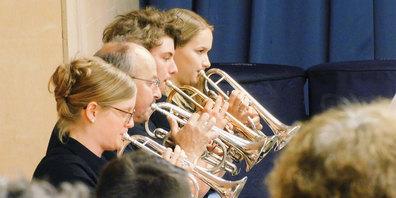 Die Musikgesellschaft Jenaz lud am vergangenen Samstag zum Sommerkonzert ein.