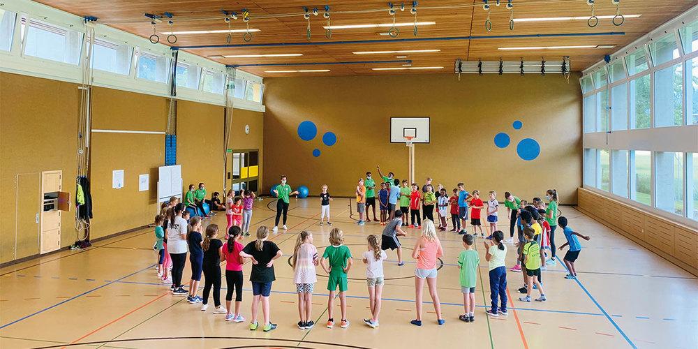 Mit «MoveYourSummer» erhalten Kinder in Landquart einen kostenlosen Treffpunkt während den Sommerferien.