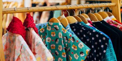 Beim Thementag vom Museum Neuthal geht's um den Wert der Kleidung.