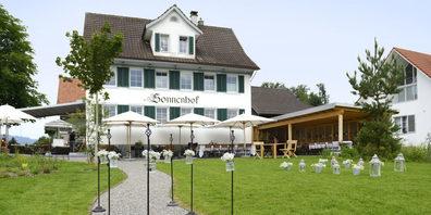 Keine Events und keine Gäste mehr im Grüninger Restaurant Sonnenhof.