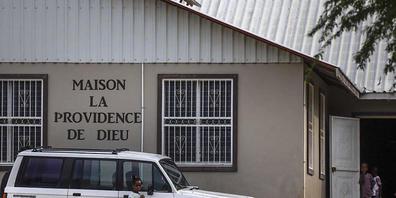 Die Hilfsorganisation Christian Aid Ministries hatte erklärt, dass zwölf Erwachsene und fünf Kinder von Kriminellen verschleppt worden seien. Die US-Regierung steht nun in Kontakt mit den Behörden auf Haiti. Foto: Odelyn Joseph/AP/dpa