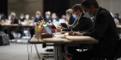Aus verschiedenen Vorstössen aus dem St. Galler Kantonsrat hat die Regierung ein Pakt mit Gesetzesänderungen zusammengestellt, das nun in die Vernehmlassung kommt. (Archivbild)