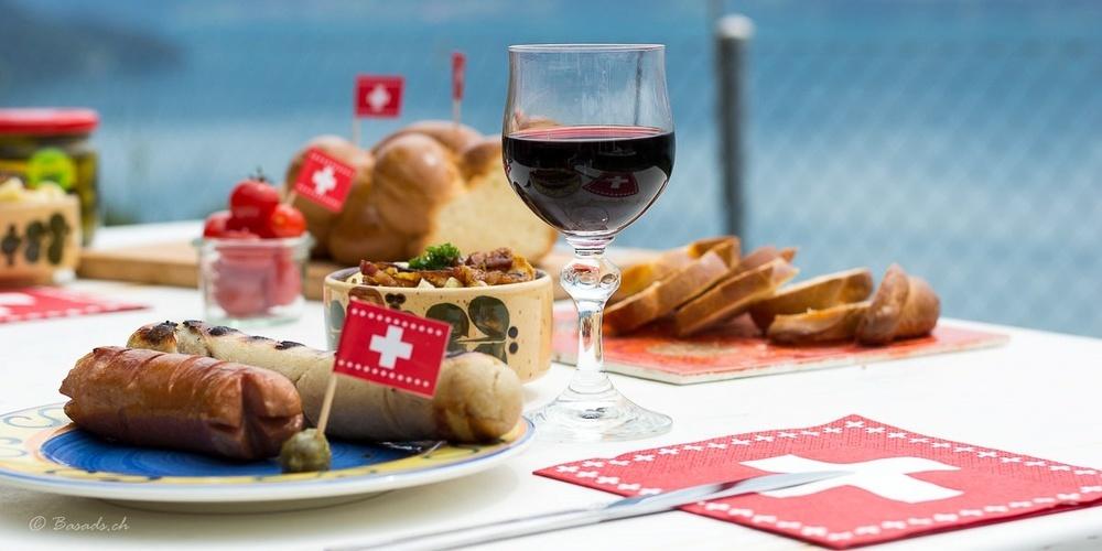 Der 1. August Brunch wurde 1993 eingeführt und wird vom Schweizerichen Bauernverband unterstützt.