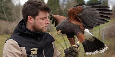 Auch der Walter Zoo gehört zu den Beschenkten.