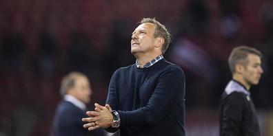 André Breitenreiter holte in Basel mit dem FCZ keine Punkte, sieht sein Team aber auf gutem Wege