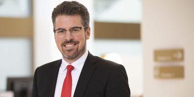 Michael Steiner, Vorsitzender der Geschäftsleitung der Acrevis Bank AG